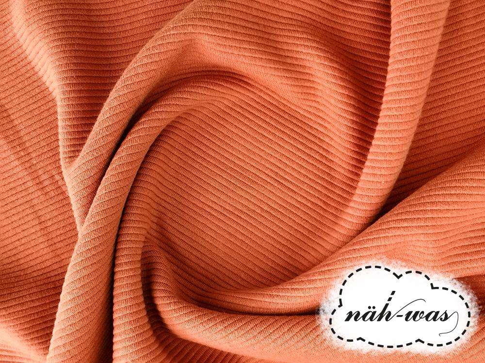 Sweat Ottoman Knitte apricot