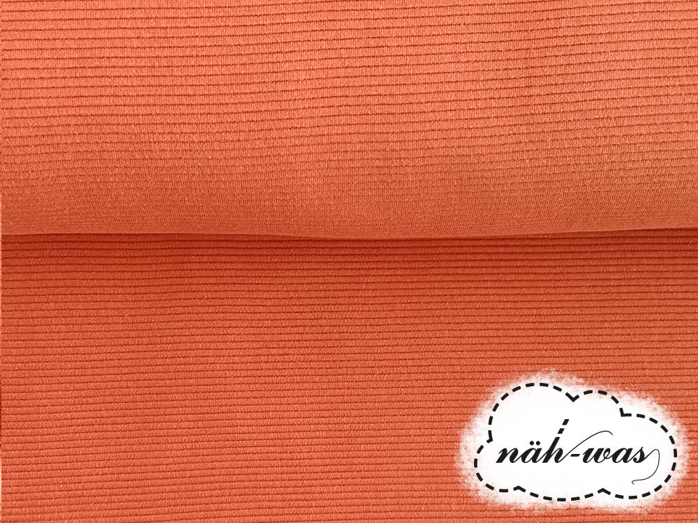 Sweat Ottoman Knitte apricot 2
