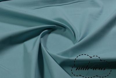 Uni Baumwollstoff babyblau 018