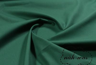 Uni Baumwollstoff tannengrün 064