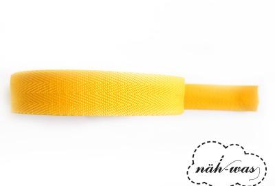 3m Gurtband gelb Taschenband