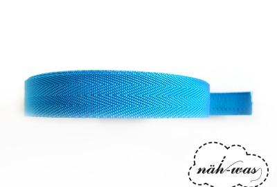 3m Gurtband türkis Taschenband