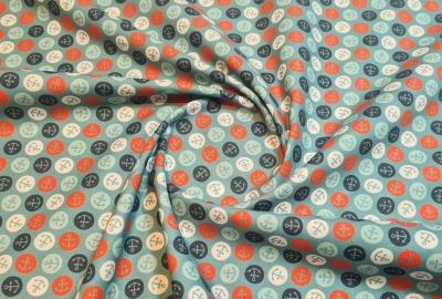 Camelot Fabrics Anker Baumwollstoff