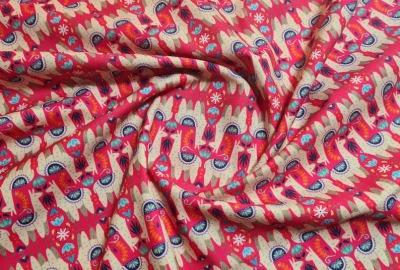 Camelot Fabrics Alpaka Baumwollstoff