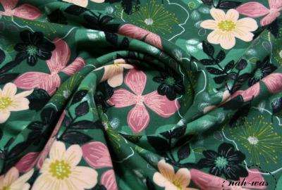 Blumen Sweat Flowers grün rosa Blumenwiese