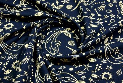 Jersey Narwal schwarz senf