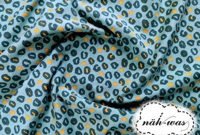 Leopard Jersey Leo Muster