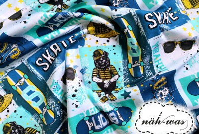 Skaterboy Jersey Lion Fräulein