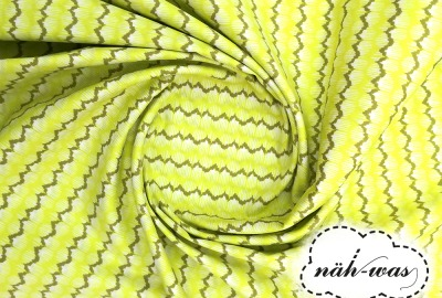 Grafic ethno Baumwoll Stoff grafisches