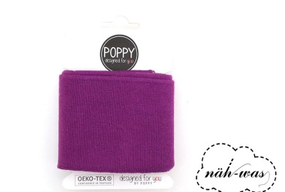 Poppy Cuff lila