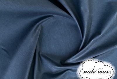 Oilskin Dry Oilskin gewachste Baumwolle blau