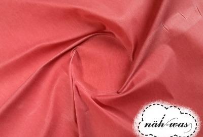 Oilskin Dry Oilskin gewachste Baumwolle rosa