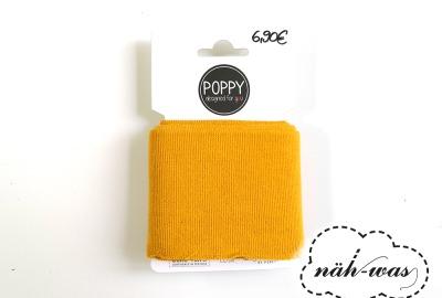 Poppy Cuff gelb