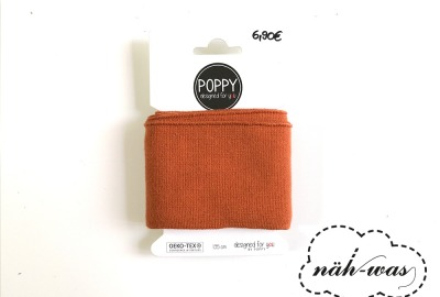 Poppy Cuff rost