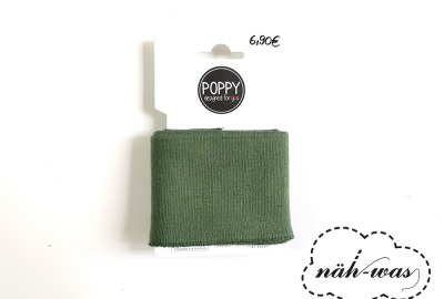 Poppy Cuff oliv grün