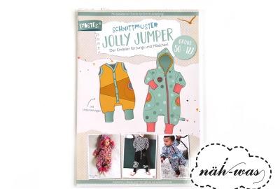 Jolly Jumper Schnittmuster Lybstes