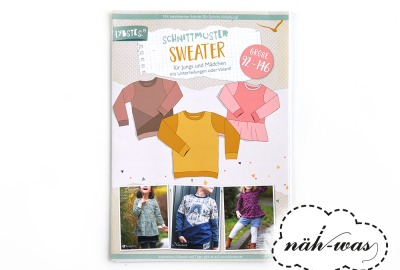 SweaterSchnittmuster Lybstes