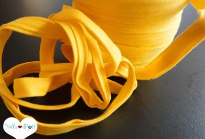 3m Jerseyschrägband gelb 12mm