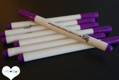 Zauberstift Kreide selbstlöschender Stift