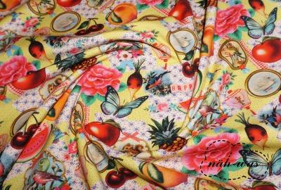 Jersey Delicious Fruits retro