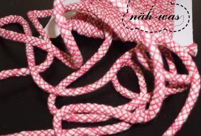3m Kordel pink 10mm