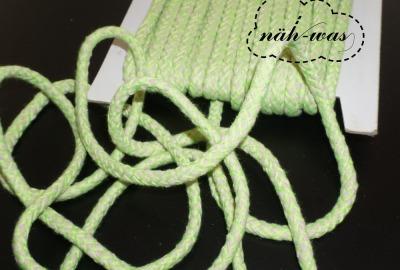 3m Kordel hellgrün apfel-grün