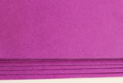 Stück Bastelfilz lila violett Filz