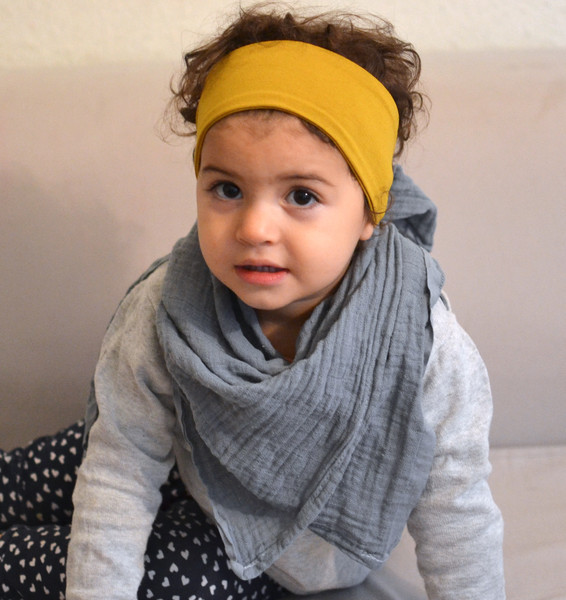 Haarband Baby Schleife - 4