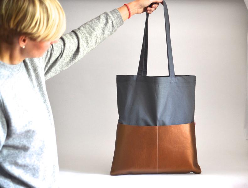 Shopper Leder - 3