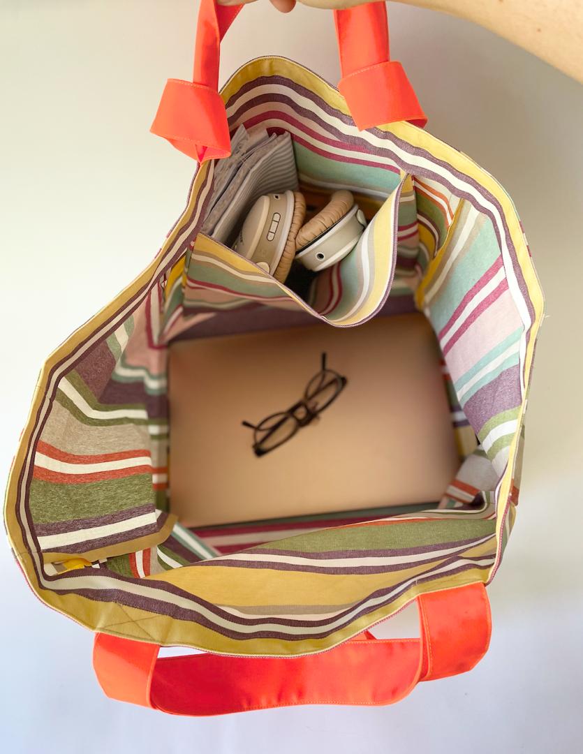 Strandtasche // Shoppen Tasche