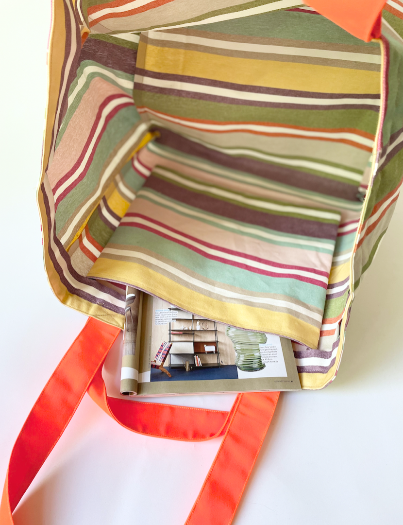 Strandtasche // Shoppen Tasche 4