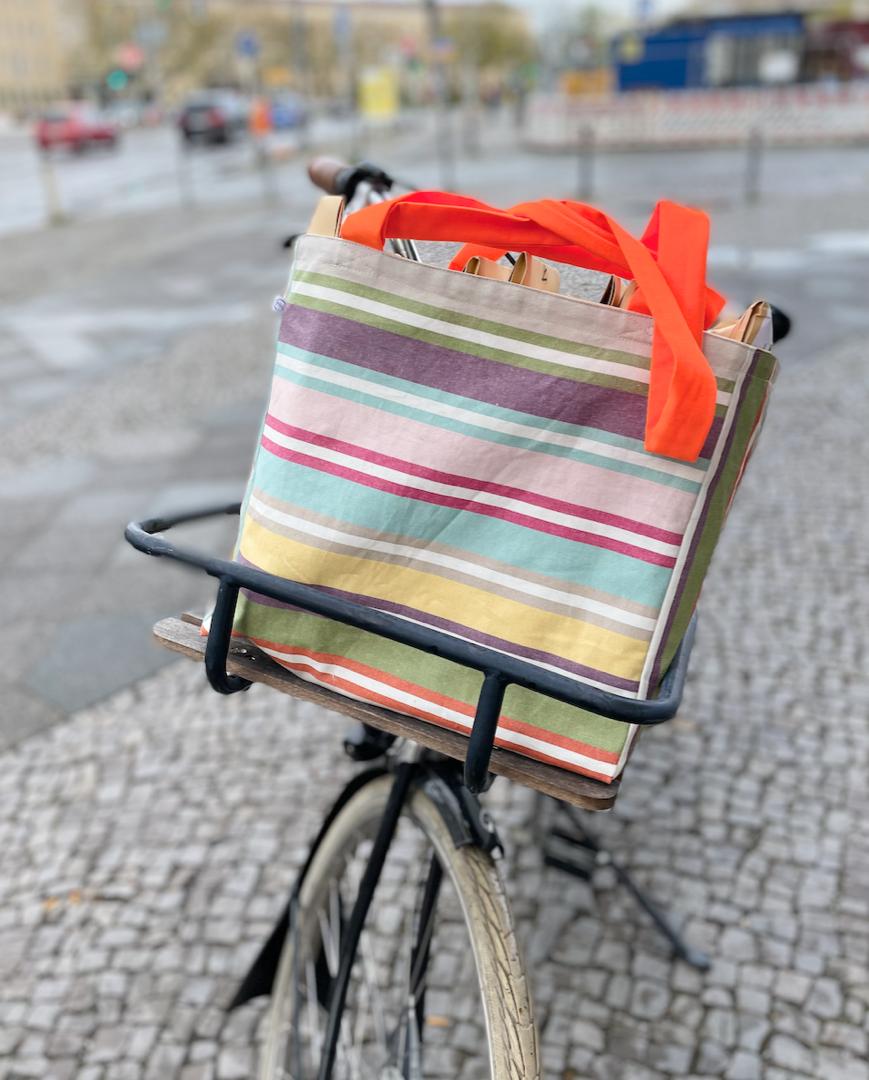 Strandtasche // Shoppen Tasche 7