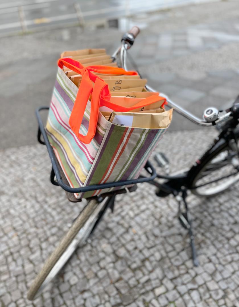 Strandtasche // Shoppen Tasche 3