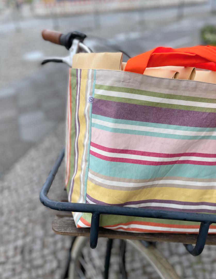 Strandtasche // Shoppen Tasche 8