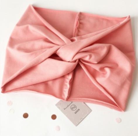 Turbanhaarband extra breit