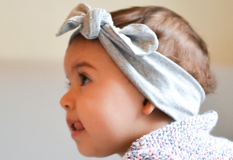 Haarband Baby 2