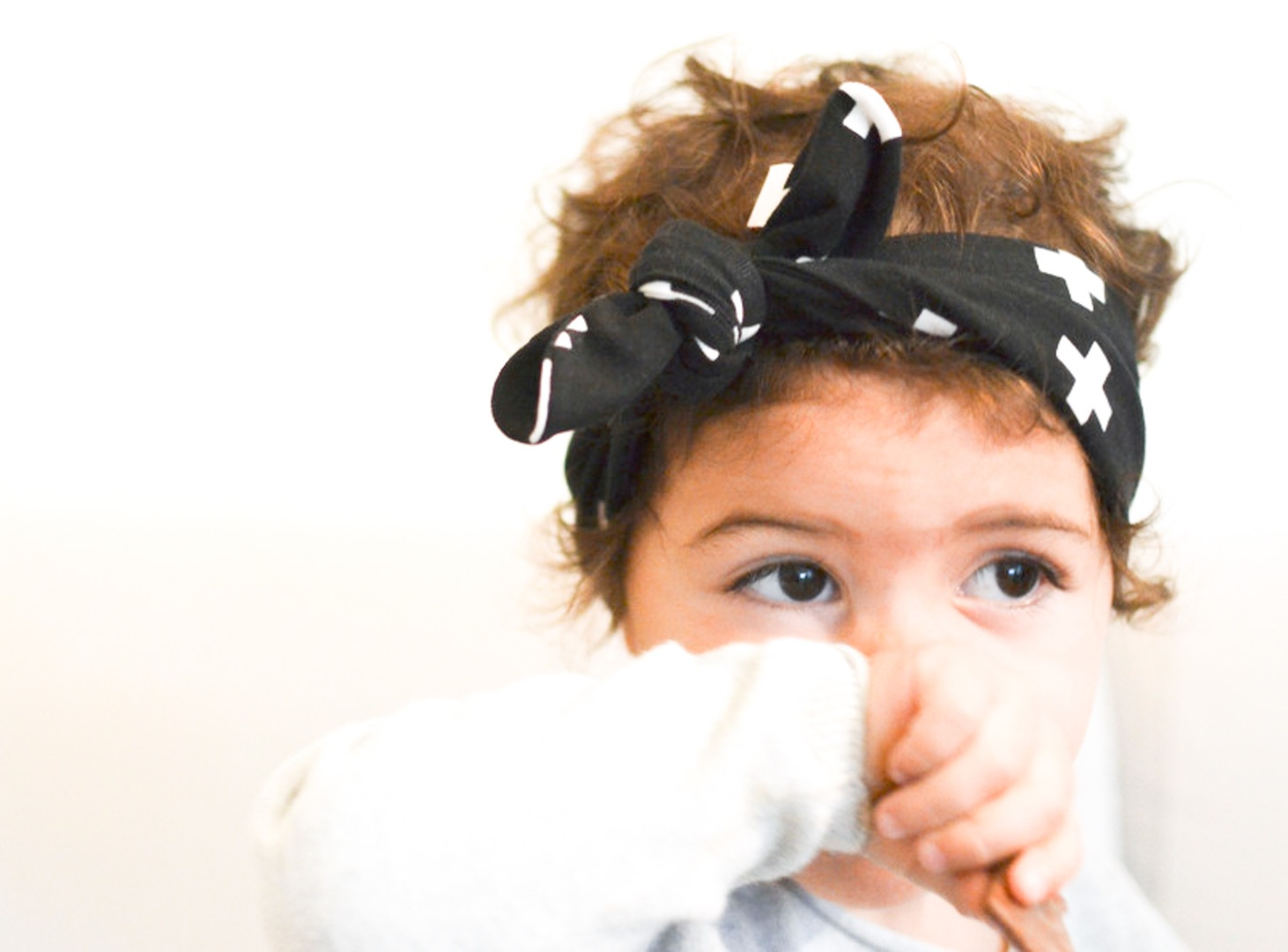 Haarband Kind - 4