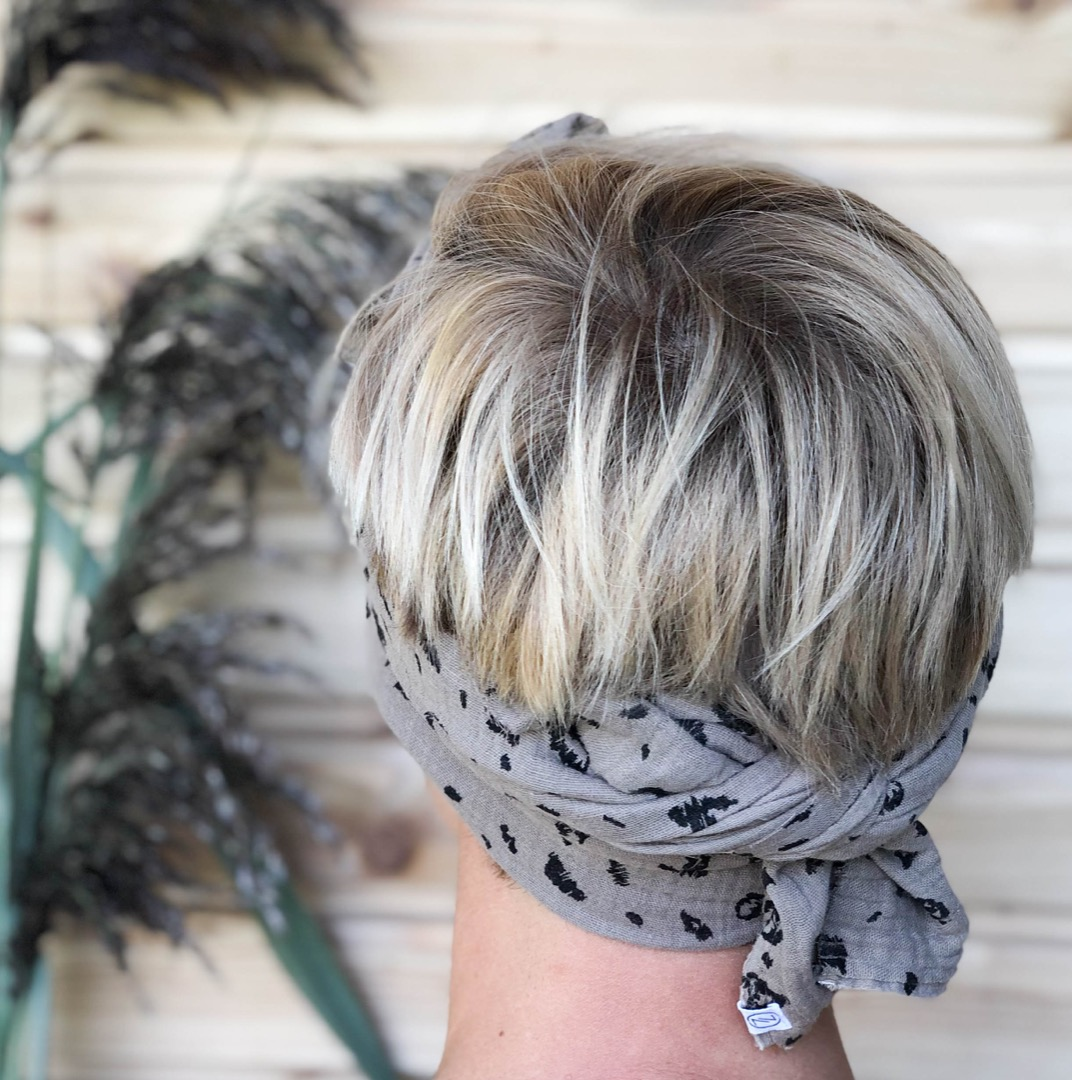 Haarband 9