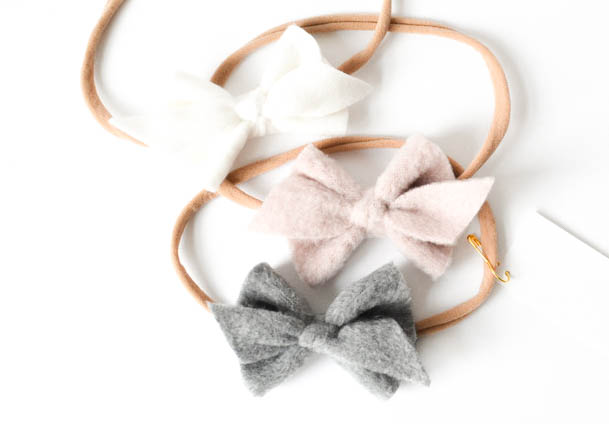 Haarband Set Baby - 5