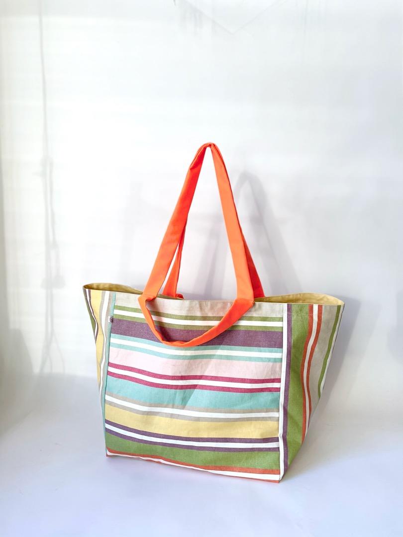 Strandtasche // Shoppen Tasche 6