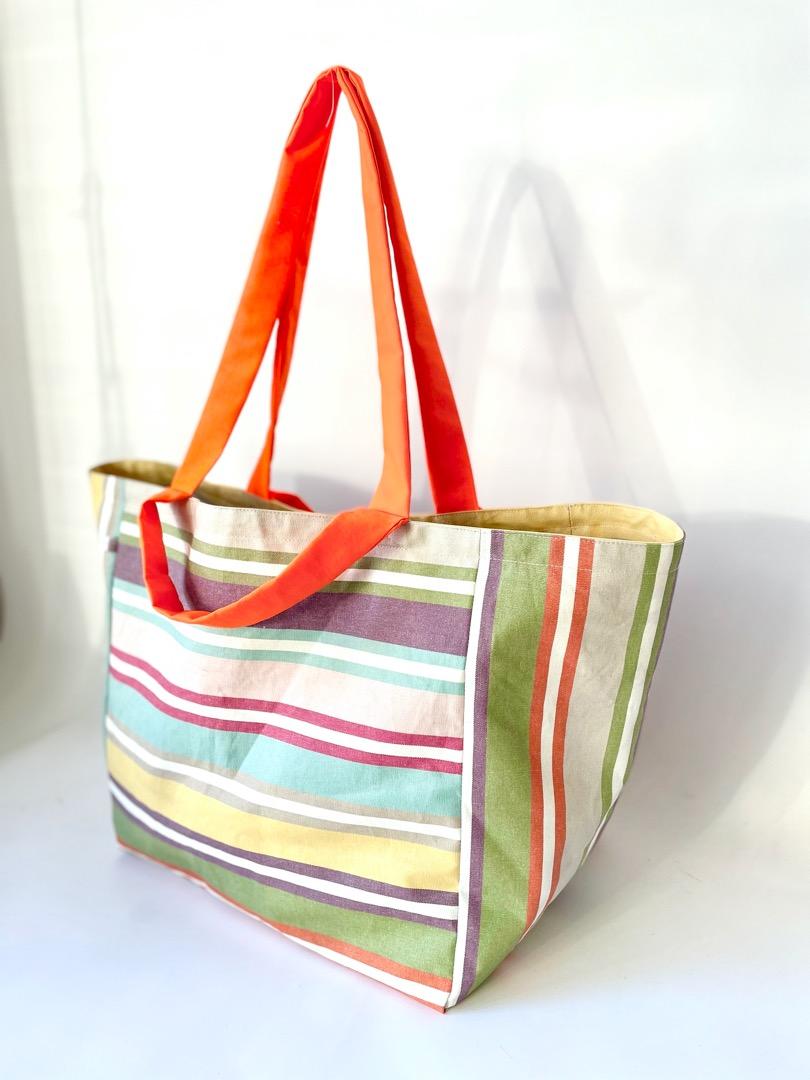 Strandtasche // Shoppen Tasche 5