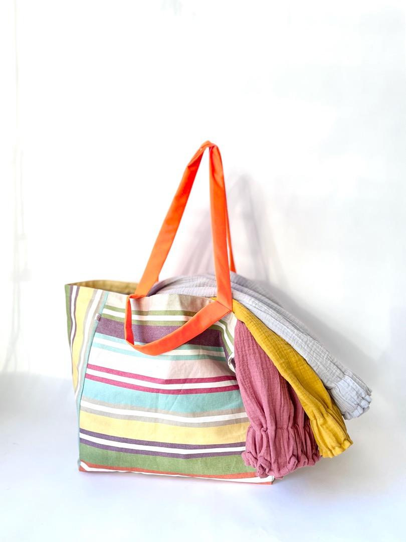 Strandtasche // Shoppen Tasche 2