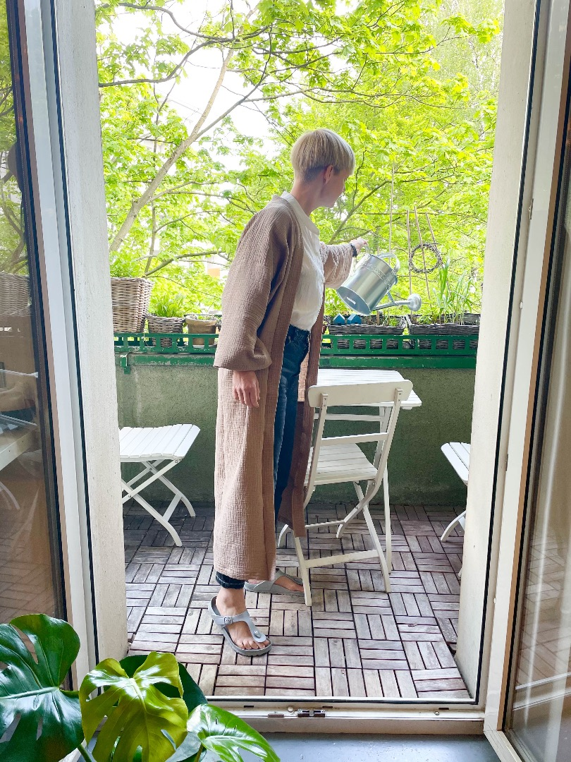 Kimono Mantel 11