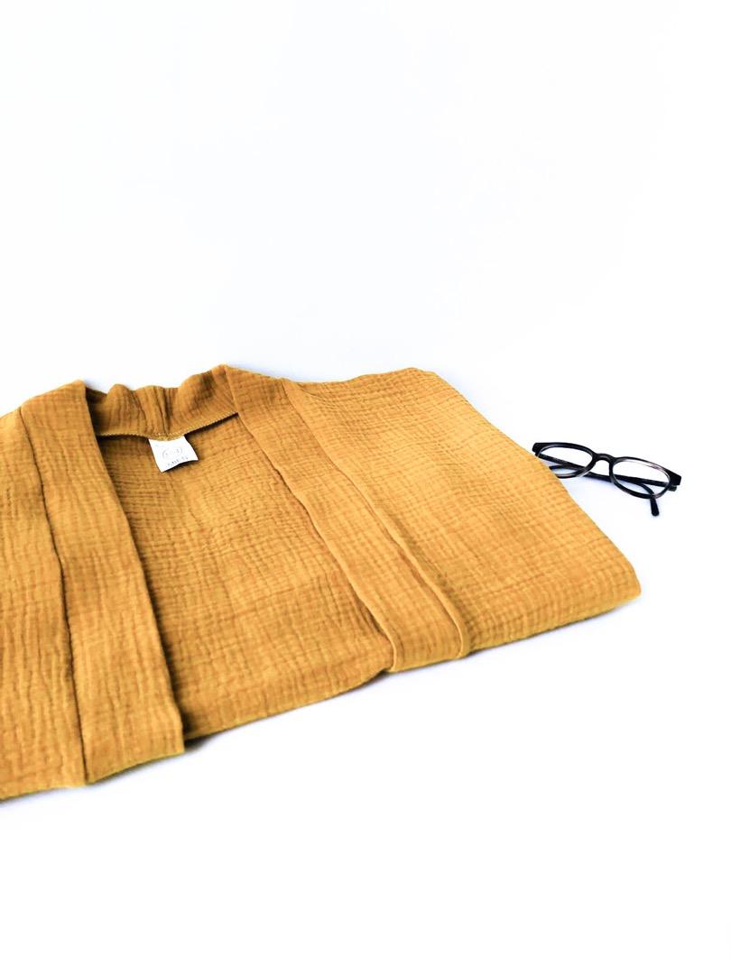 Kimono Mantel 3