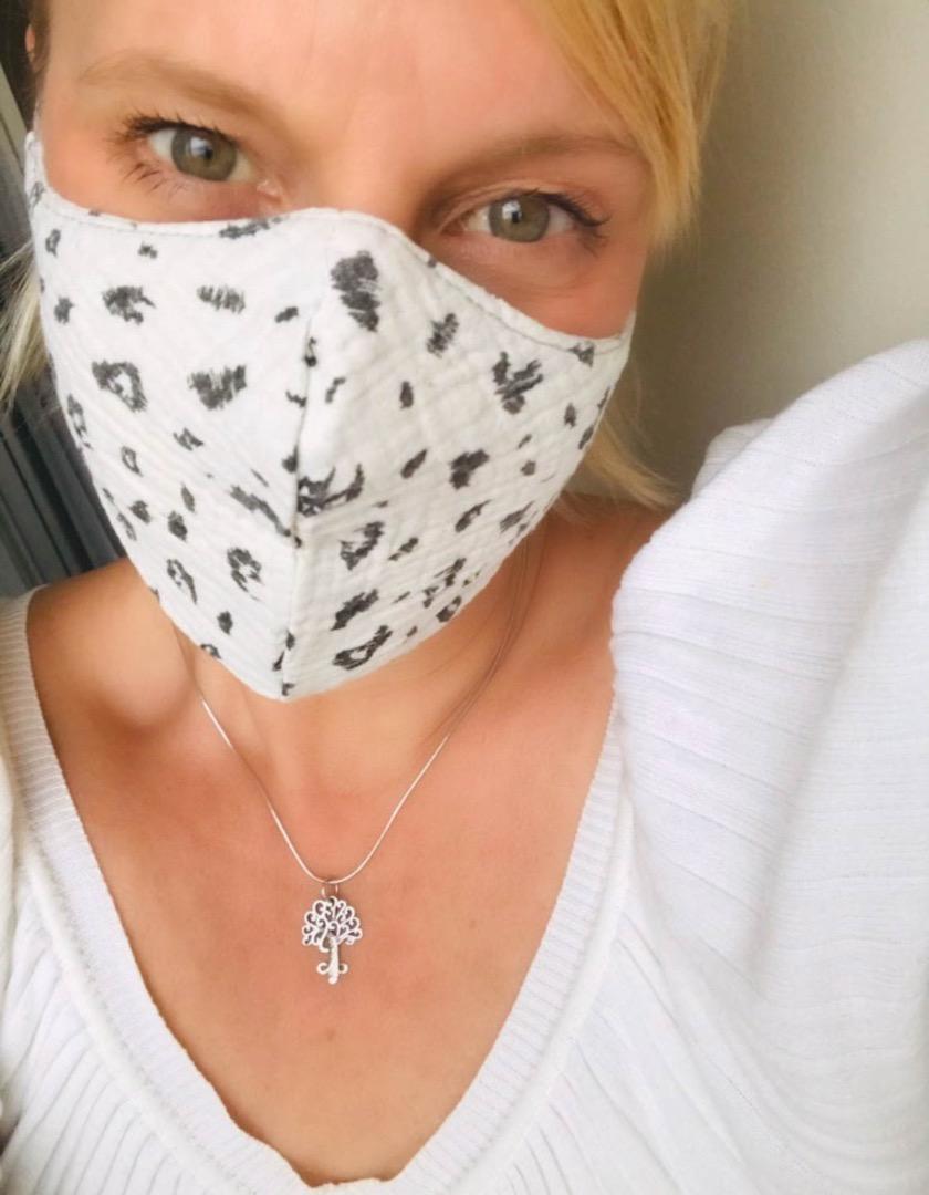 Mundmaske // Mund- und Nasenbedeckung 3