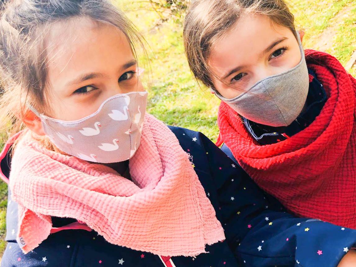 Mund- und Nasenmaske 5