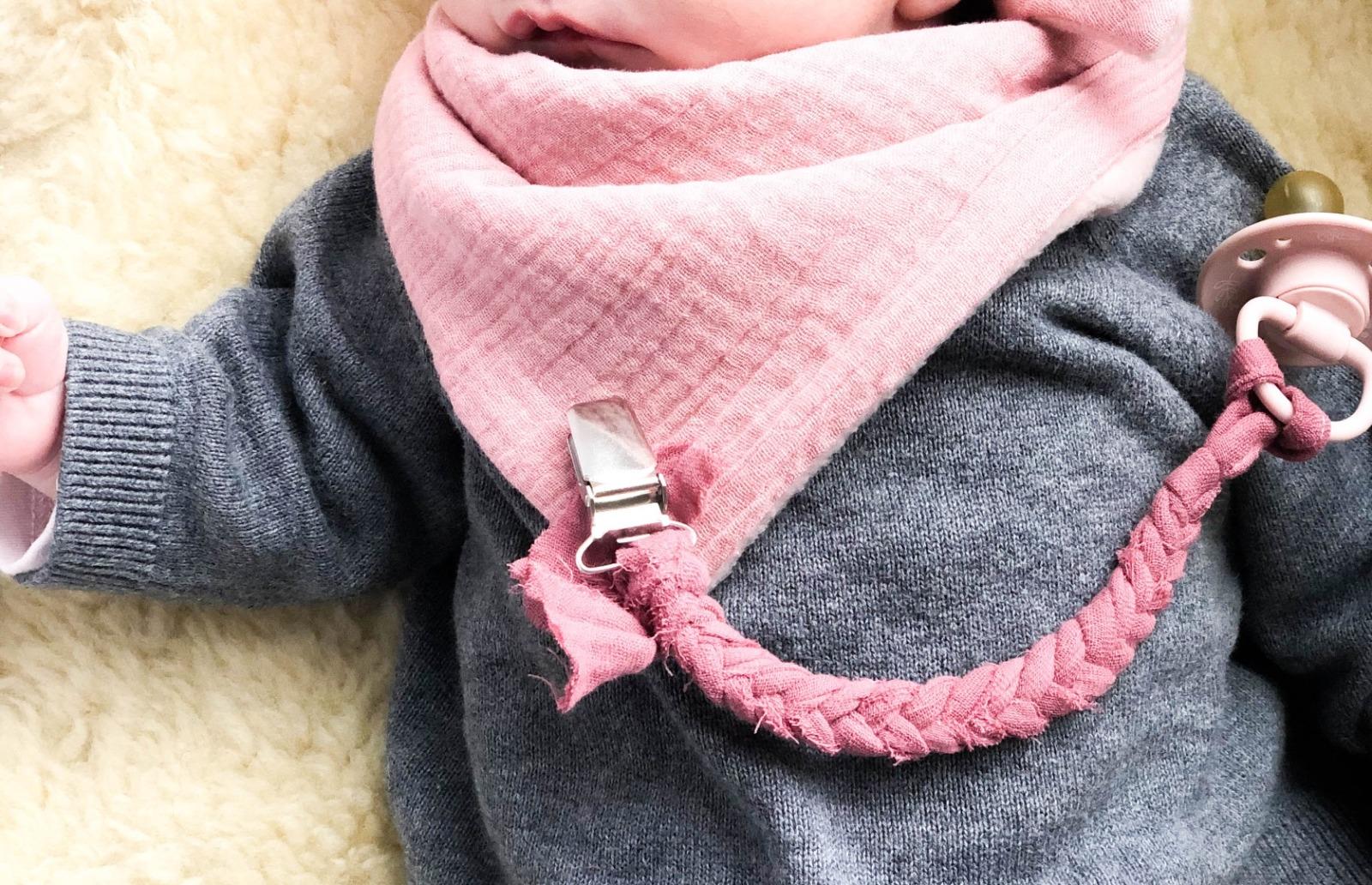 Halstuch für Babys und Neugeborene