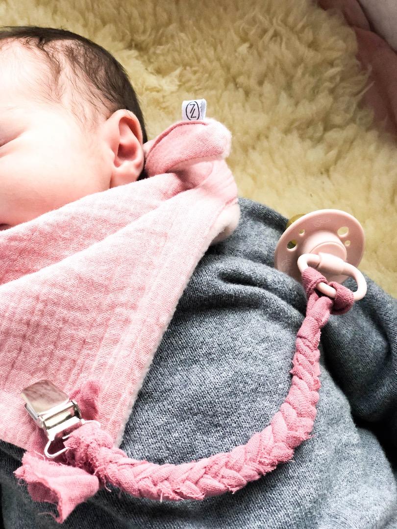 Halstuch für Babys und Neugeborene 2