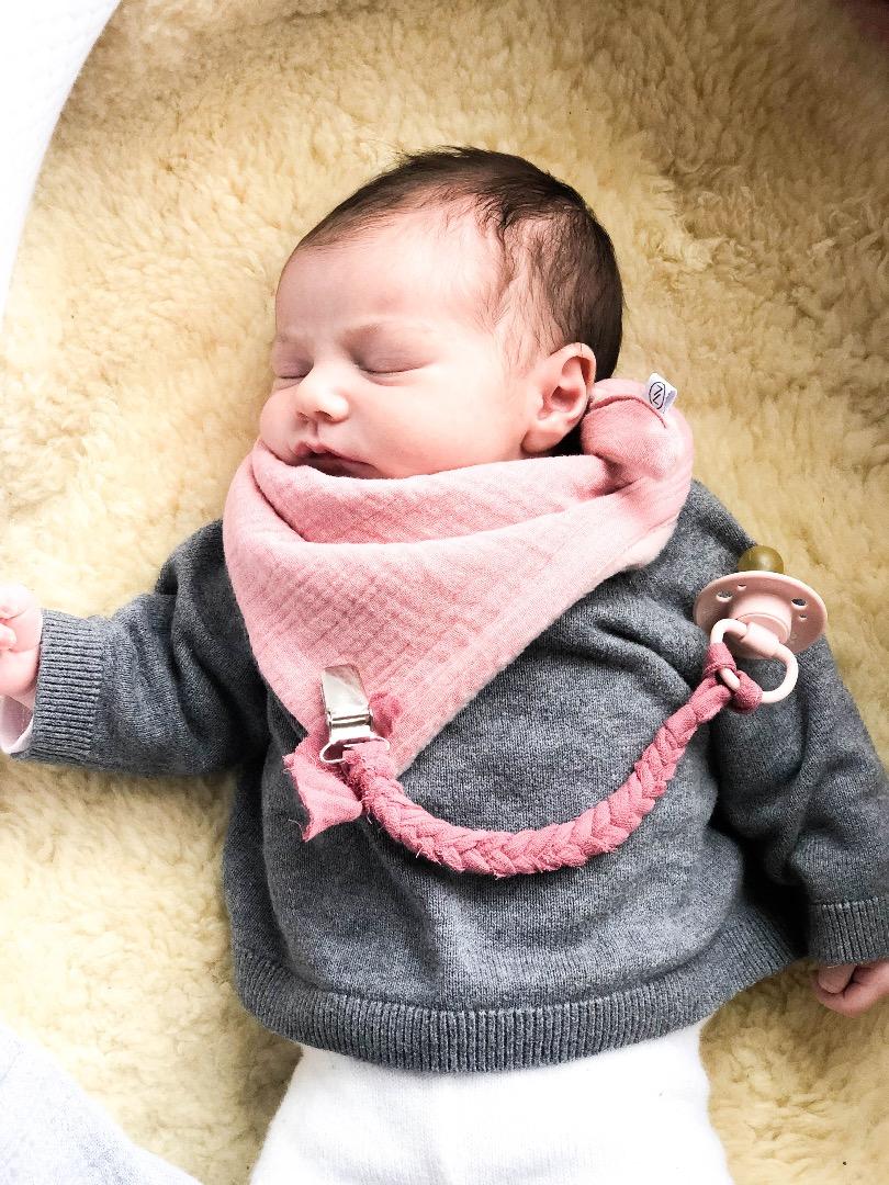 Halstuch für Babys und Neugeborene 3