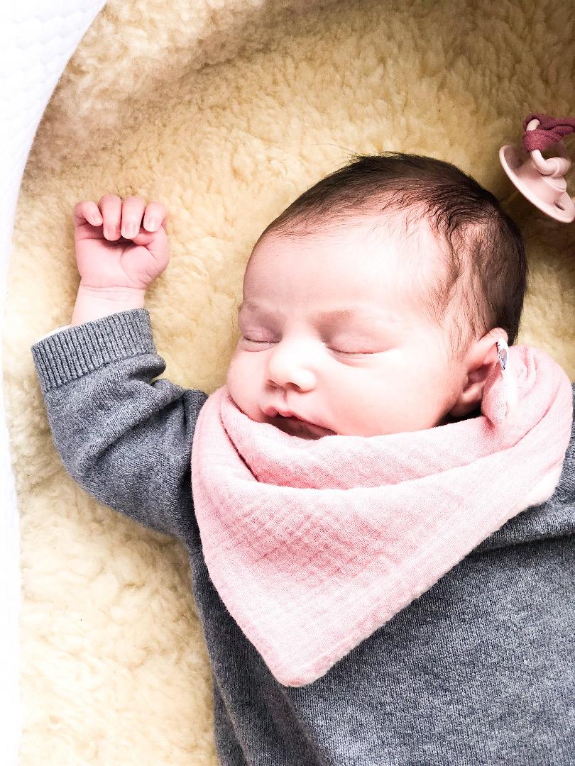 Halstuch für Babys und Neugeborene 4